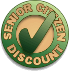 Senior Citizen Discount